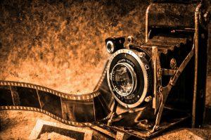Filmikameralla kuvaaminen on omanlaistaan puuhaa.