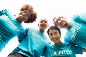 vapaaehtoistyössä on tarjolla erilaisia tehtäviä