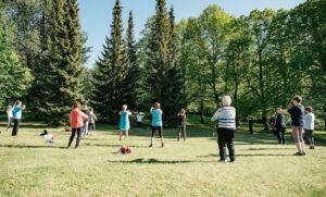 Tietoa Asahista – suomalaisesta terveysliikunnasta