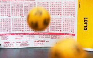 Lotto harrastuksena