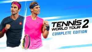 Tennis World Tour 2 Complete Edition julkaistaan tänään uuden sukupolven pelikonsoleille