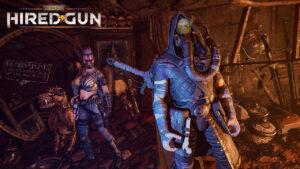 Suositussa Warhammer 40 000 -peliuniversumissa taistellaan nyt palkkasotureina